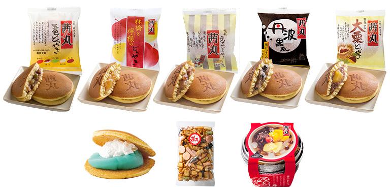 大阪土産の定番どらやき