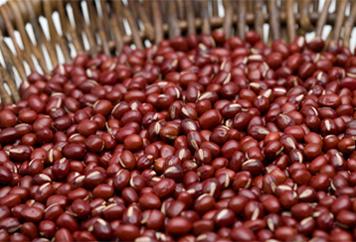 赤いダイヤとも呼ばれた小豆