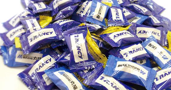 オリジナル個包装キャンディ